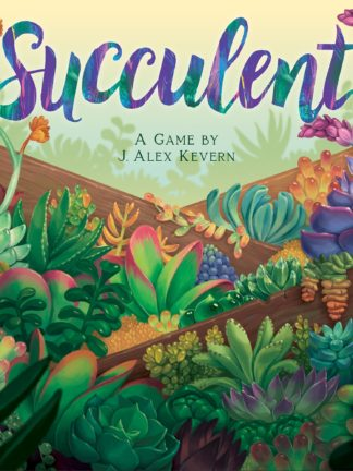 Buy Succulent only at Bored Game Company.
