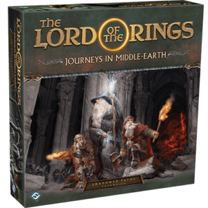 Buy The Lord of the Rings: Journeys in Middle Earth – Shadowed Paths Expansion only at Bored Game Company.