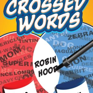 Buy Crossed Words only at Bored Game Company.