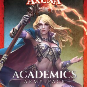 Buy Monolith Arena: Academics only at Bored Game Company.
