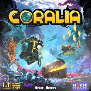 Buy Coralia only at Bored Game Company.
