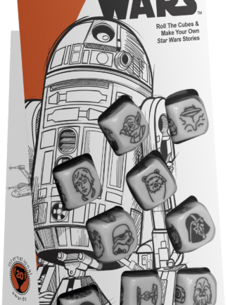 Buy Rory's Story Cubes: Star Wars only at Bored Game Company.