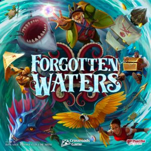 Buy Forgotten Waters only at Bored Game Company.