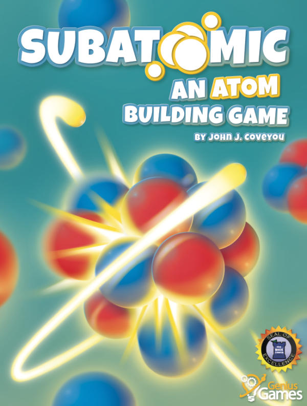 Buy Subatomic: An Atom Building Game only at Bored Game Company.