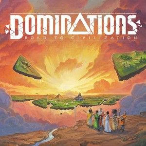 Buy Dominations: Road to Civilization only at Bored Game Company.