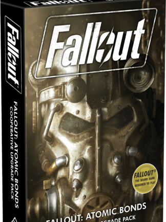 Buy Fallout: Atomic Bonds only at Bored Game Company.