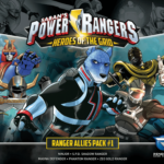 Buy Power Rangers: Heroes of the Grid – Ranger Allies Pack #1 only at Bored Game Company.