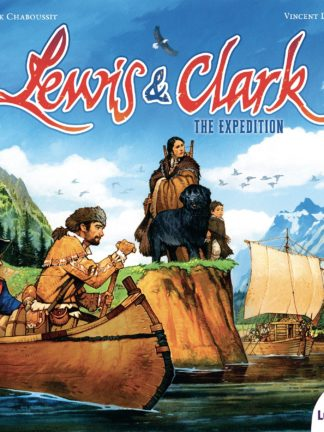 Buy Lewis & Clark: The Expedition only at Bored Game Company.