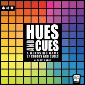 Buy Hues and Cues only at Bored Game Company.