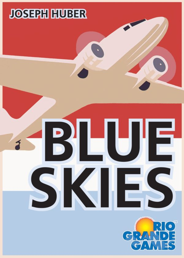 Buy Blue Skies only at Bored Game Company.