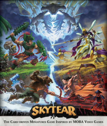 Buy Skytear only at Bored Game Company.