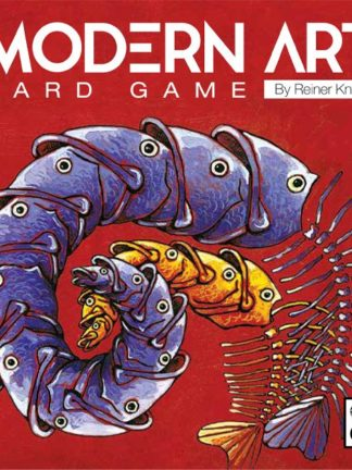 Buy Modern Art Card Game only at Bored Game Company.