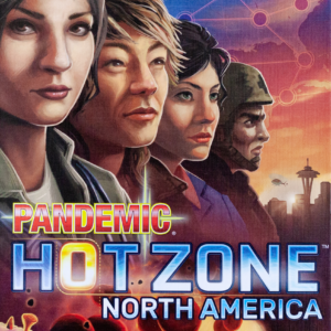 Buy Pandemic: Hot Zone – North America only at Bored Game Company.