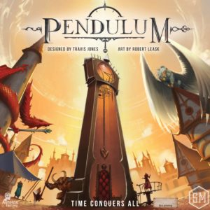 Buy Pendulum only at Bored Game Company.