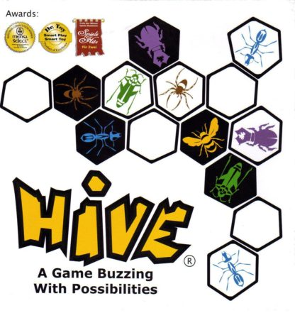 Buy Hive only at Bored Game Company.
