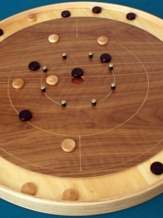 Buy Crokinole only at Bored Game Company.