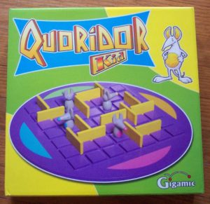 Buy Quoridor Kid only at Bored Game Company.
