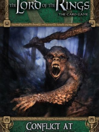 Buy The Lord of the Rings: The Card Game – Conflict at the Carrock only at Bored Game Company.