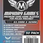 mayday-premium-sleeves-police-precinct-card-sleeves-ultra-fit-sleeves-63-5-x-92mm-pack-of-50-8f479add949b3464f243db246c17cf25