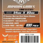 mayday-standard-sleeves-yucatan-card-sleeves-narrow-sleeves-54-x-80mm-pack-of-100-4da36e6fd05b6d813d75fb867700eaa4