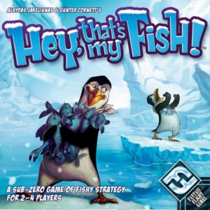 Buy Hey, That's My Fish! only at Bored Game Company.