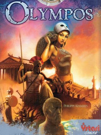 Buy Olympos only at Bored Game Company.