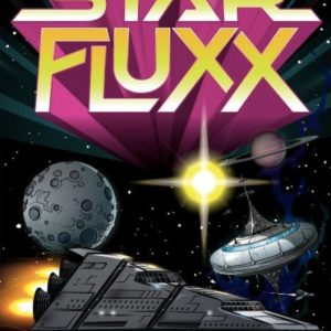 Buy Star Fluxx only at Bored Game Company.