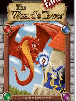 Buy Castle Panic: The Wizard's Tower only at Bored Game Company.
