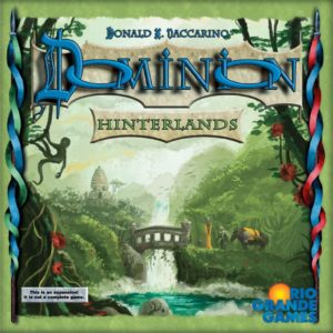Buy Dominion: Hinterlands only at Bored Game Company.
