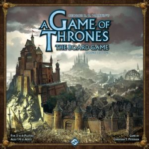 Buy A Game of Thrones: The Board Game (Second Edition) only at Bored Game Company.