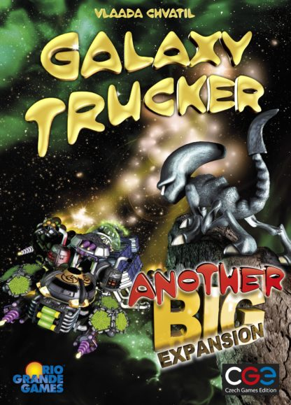 Buy Galaxy Trucker: Another Big Expansion only at Bored Game Company.