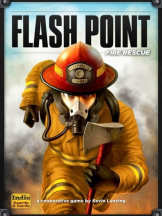 Buy Flash Point: Fire Rescue only at Bored Game Company.