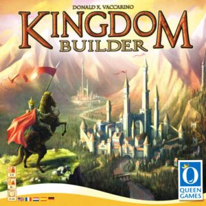 Buy Kingdom Builder only at Bored Game Company.