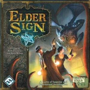 Buy Elder Sign only at Bored Game Company.