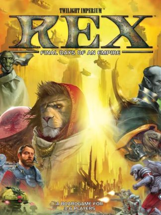 Buy Rex: Final Days of an Empire only at Bored Game Company.