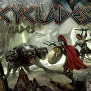 Buy Cyclades: Hades only at Bored Game Company.