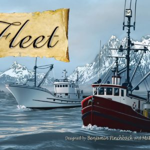 Buy Fleet only at Bored Game Company.
