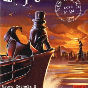 Buy Mr. Jack in New York only at Bored Game Company.