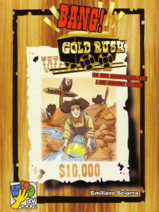 Buy BANG! Gold Rush only at Bored Game Company.