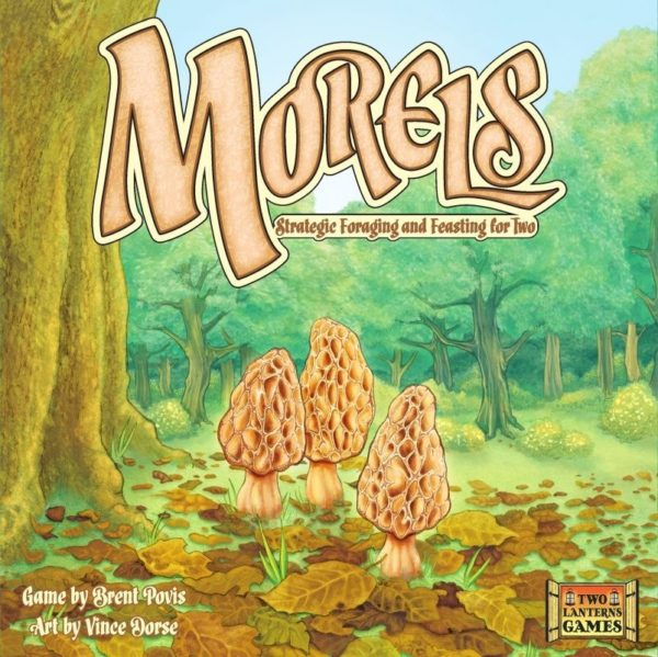 Buy Morels only at Bored Game Company.