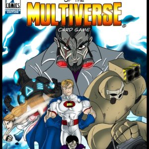 Buy Sentinels of the Multiverse only at Bored Game Company.