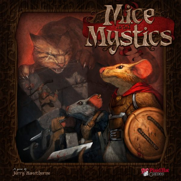 Buy Mice and Mystics only at Bored Game Company.