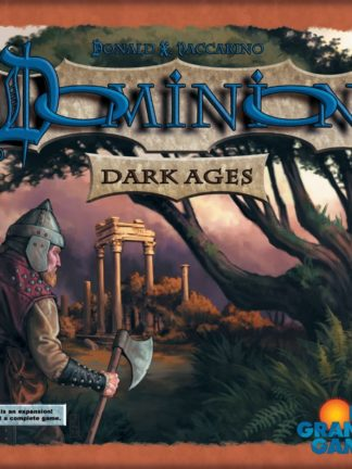 Buy Dominion: Dark Ages only at Bored Game Company.