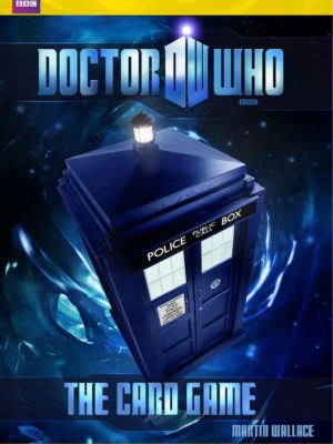 Buy Doctor Who: The Card Game only at Bored Game Company.