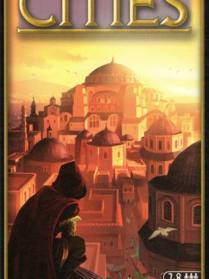 Buy 7 Wonders: Cities only at Bored Game Company.