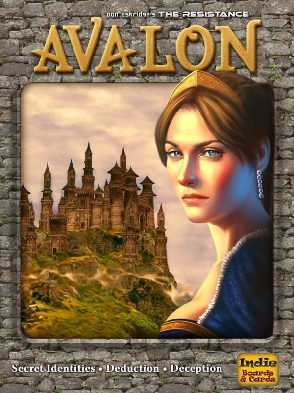 Buy The Resistance: Avalon only at Bored Game Company.