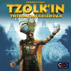 Buy Tzolk'in: The Mayan Calendar only at Bored Game Company.