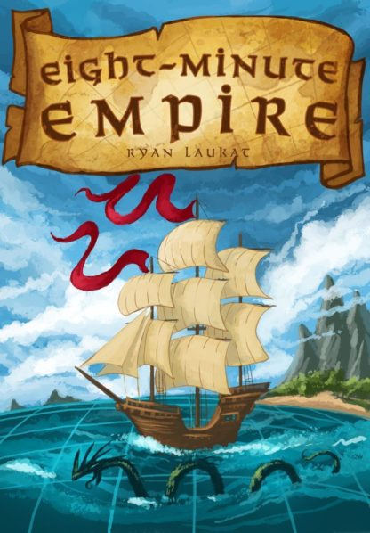 Buy Eight-Minute Empire only at Bored Game Company.