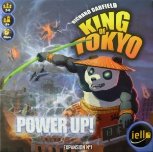 Buy King of Tokyo: Power Up! only at Bored Game Company.