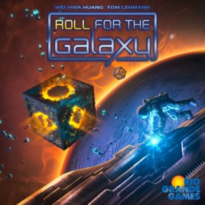 Buy Roll for the Galaxy only at Bored Game Company.